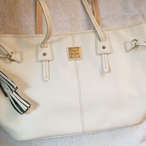 Big white everyday dooney and Bourke  Bag